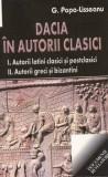 Dacia in autori clasici/G.Popa Lisseanu