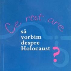 Ce rost are sa vorbim despre Holocaust – Oliver Lustig