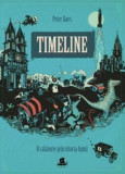 Cumpara ieftin Timeline. O calatorie prin istoria lumii/Peter Goes