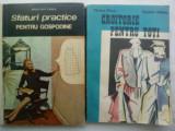 SFATURI PRACTICE PENTRU GOSPODINE+ CROITORIE PENTRU TOTI (PACHET 2 VOLUME)