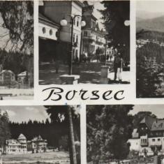 CPI B 11064 CARTE POSTALA - BORSEC, MOZAIC