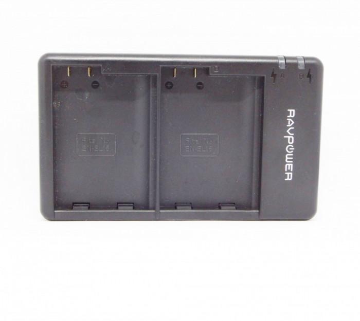 Charger pt Nikon EN-EL 15 (replace, mufa microUSB) RP-PC057