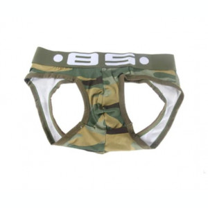 Jockstrap / suspensor camuflaj marime M