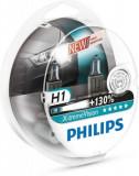 Set becuri Philips H1 Xtreme Vision +130