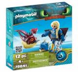 Playmobil Dragons III, Astrid si Hobgobbler