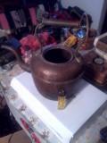 Vechi Ceainic -Ibric din tabla de cupru