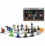 Cumpara ieftin Set 20 figurine metalice Minecraft, 4 cm