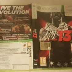 [360] W '13 Wrestling - joc original Xbox360