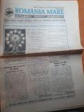 ziarul romania mare 22 noiembrie 1996-realegerea lui bill clinton la presedentie