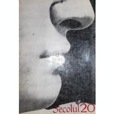 SECOLUL 20 - EDITATA DE UNIUNEA SCRIITORILOR DIN REPUBLICA SOCIALISTA ROMANIA