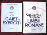 GRAMATICA DE BAZA A LIMBII ROMANE + CAIET DE EXERCITII, G. Pana Dindelegan, 2016, Alta editura