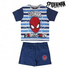 Pijama de Vara pentru Baieti Spiderman