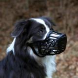 Botniță din plastic pentru câini - mărimea L, 31 cm