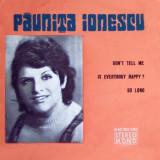 Paunita Ionescu - 1976 (EP - Electrecord - VG), VINIL