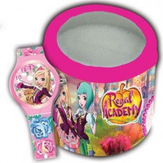 Ceas Junior REGAL ACADEMY - Tin Box 502202