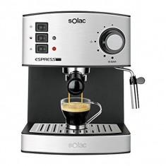 Cafetiera Express cu Brat Solac CE4480 Expresso 19 bar 1 25 L 850W