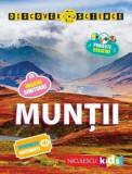 Muntii (Seria Discover Science)/Margaret Hynes, Niculescu