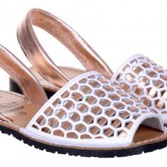 Sandale Dama Piele Avarca Agujeros R