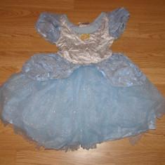 Costum carnaval serbare cenusareasa pentru copii de 2-3 ani, Din imagine