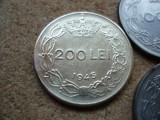 ROMANIA - 200 LEI 1945 + CADOU 100 LEI 1943+1944 , L 7.19