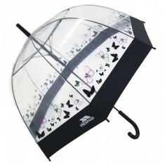 Umbrela femei Trespass Papillon Negru
