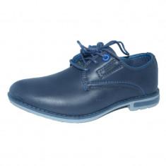 Pantofi eleganti pentru baieti Badoxx C-361, Bleumarin