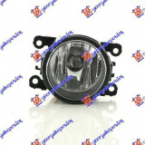 Proiector Rotund Stanga Ford Fusion 2002 2003 2004 2005 2006 2007 2008 2009 2010