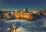 Carte postala Bucovina SV179 Suceava - Cetatea de Scaun, Necirculata, Printata