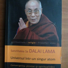 UNIVERSUL INTR-UN SINGUR ATOM - DALAI LAMA