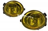 Proiectoare Ceata Lumini de Ceata compatibil cu BMW Seria 3 E46 BMW Seria 3 Coupe/Cabrio E46 BMW Seria 5 E39