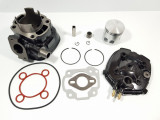 Kit Cilindru - Set Motor + Chiuloasa Scuter Malaguti F12 80cc RACIRE APA