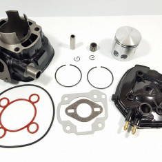 Kit Cilindru - Set Motor + Chiuloasa Scuter KTM Ark 80cc Racire APA