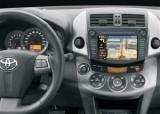 Unitate Urive (DVD, CDplayer, TV) multimedia navigatie dedicata pentru Toyota RAV4 - UUD17477