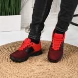 Cumpara ieftin Pantofi Sport De Barbati Oblivio Rosii 43 EU Rosu