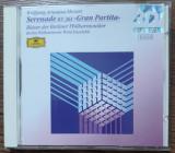 CD Mozart – Serenade KV 361 »Gran Partita« [Berliner Philharmoniker], Deutsche Grammophon