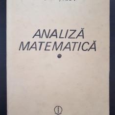 ANALIZA MATEMATICA - Silov