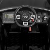 Masinuta electrica VW Golf GTI cu telecomanda Black
