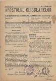 Apostolul circularelor nr 12, 1937 Arhiepiscopia Ortodoxa Romana