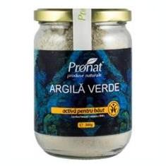 Argila Verde Activa Ventilata pentru Baut Argital Pronat 300gr Cod: ag2040p