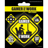 Cumpara ieftin Set 5 stickere Gamer at Work