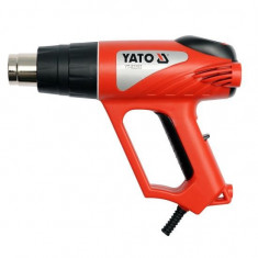Suflanta aer cald Yato YT-82292, putere 2000W, temperatura reglabila 0-550 gr.C Mania Tools