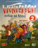 Wunderbar!: Kursbuch 2