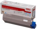 Toner OKI 46508712, acoperire aprox. 3500 pagini (Negru)