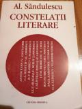Al. Sandulescu - Constelatii literare