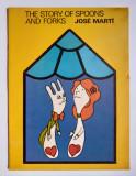 Set 2 cărți copii povești engleză + de colorat - Cuba, 1984
