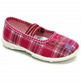 Pantofi pentru exterior si interior, RenBut, Rosu, 33