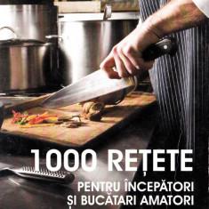 1000 rețete pentru începători și bucătari amatori
