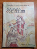 Carte pentru copii - marama cosanzenei - 1985, Clasa 1, Matematica