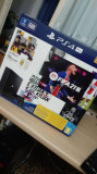 Consola Sony PlayStation 4 PRO 1TB 4K HDR BLACK * 2 controlere+FIFA21