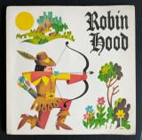 Robin Hood (carte 3D; 1983; ilustrații: J. Pavlin & G. Seda)